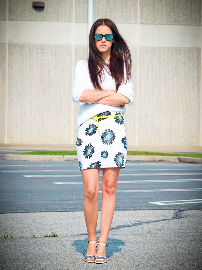 street style, bittersweet colours, COLLABORATIONS, COLORS, Jewelry, Marc by Marc Jacobs, Motel Rocks, Nouveau in, outfit post, skirts, Spring trends, vintage, white on white, yellow