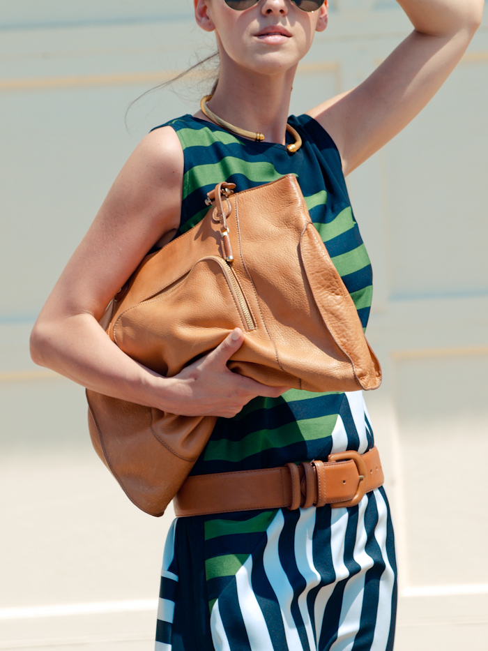 bittersweet colours, street style, colors, stripes, michael kors, summer dress, summer trends,