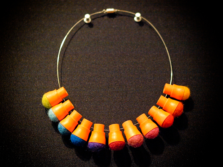 bittersweet colours, diy jewelry, DIY necklace,