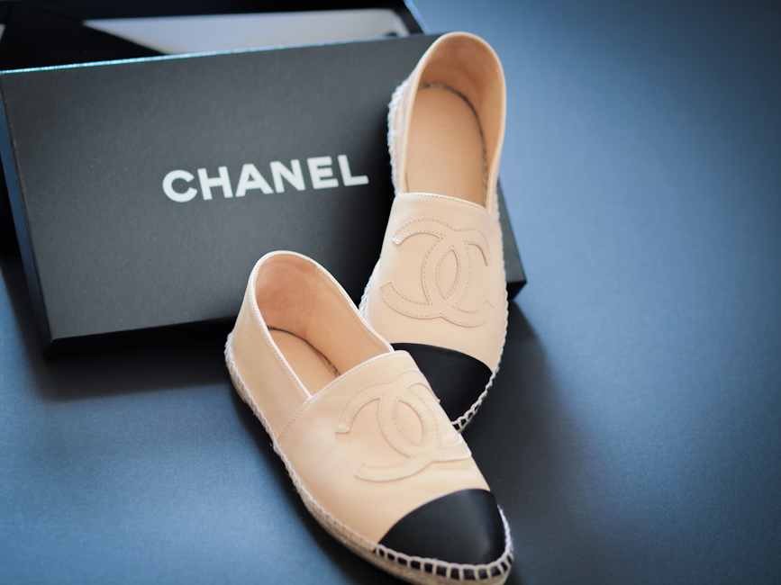 chanel espadrilles 2013, chanel, shoes chanel flats