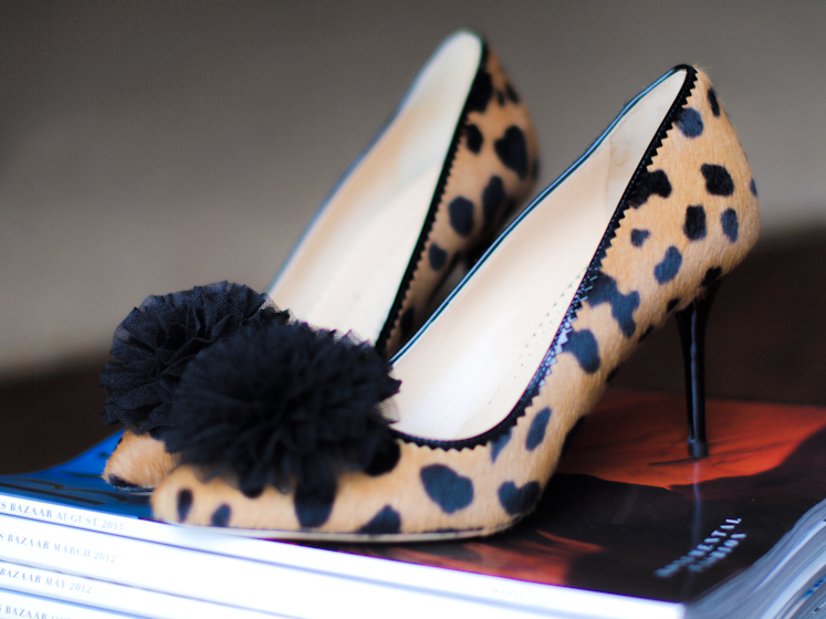 Charlotte Olympia, new in, shoes, animal print, statement shoes, bittersweet colours, Summer 2013 trends, fashion,
