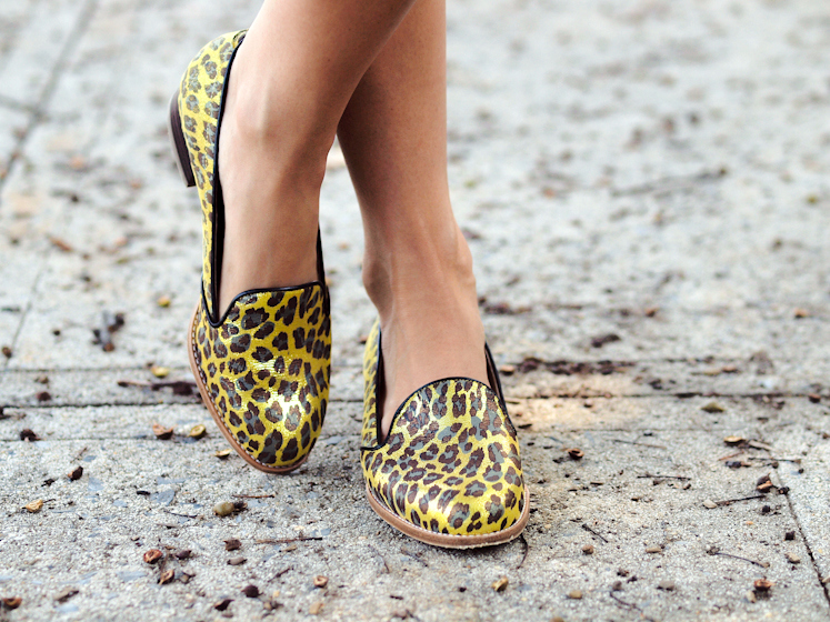 3.1 Phillip Lim, animal print, bittersweet colours, I'alave shoes, Meredith Wendell, monochrome look, neon colors, personal style, street style, Tress Jewellery, vintage, Fall trends,
