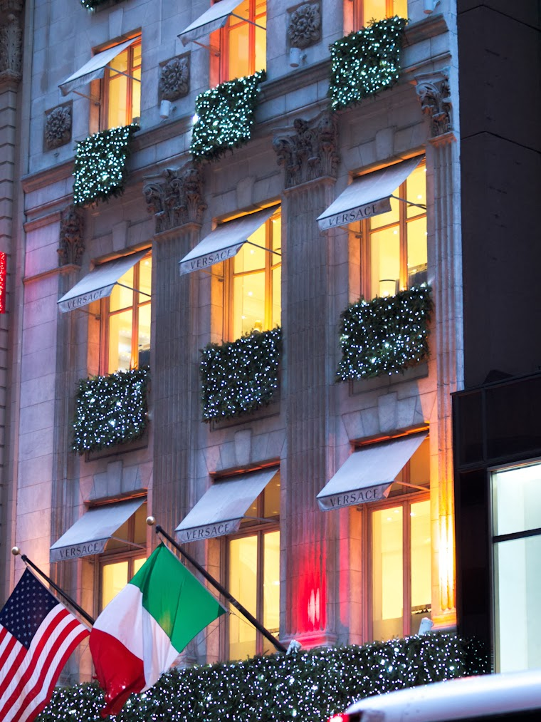 Christmas, New York, holidays, Rockefeller Center Tree, Top of the rock, bergdorf goodman christmas windows, Christmas tree, bittersweet colours,