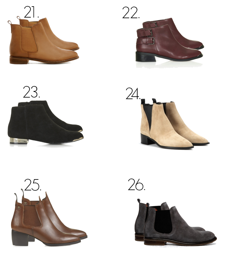 bittersweet colours, boots, booties, fall winter boots, wishlist, leather boots, over the knee boots,