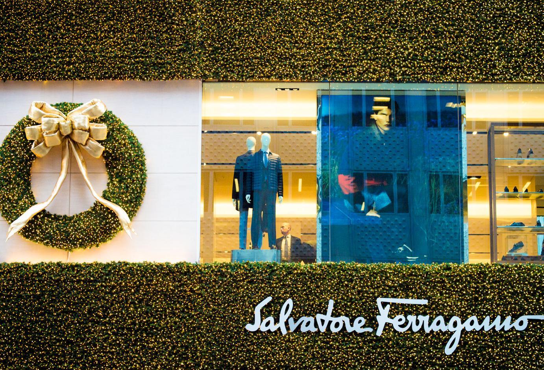 bittersweet colours, New York, holidays, christmas tree, christmas lights, windows display New York, the magic season,